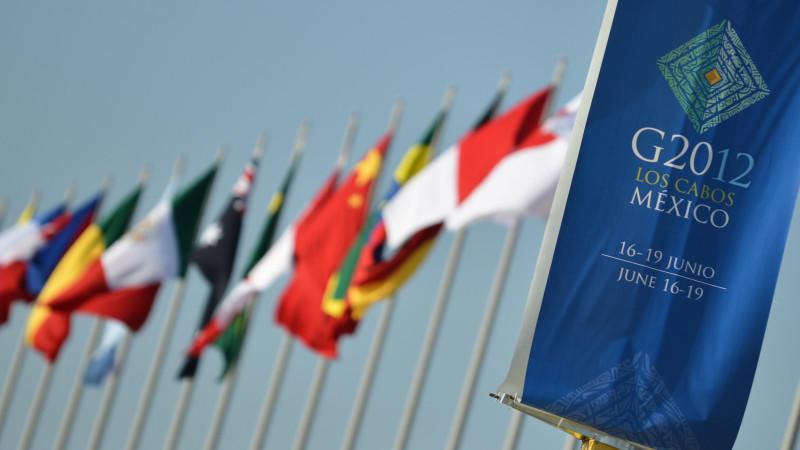 Europa ist beim G20-Gipfel in Mexiko unter Druck.