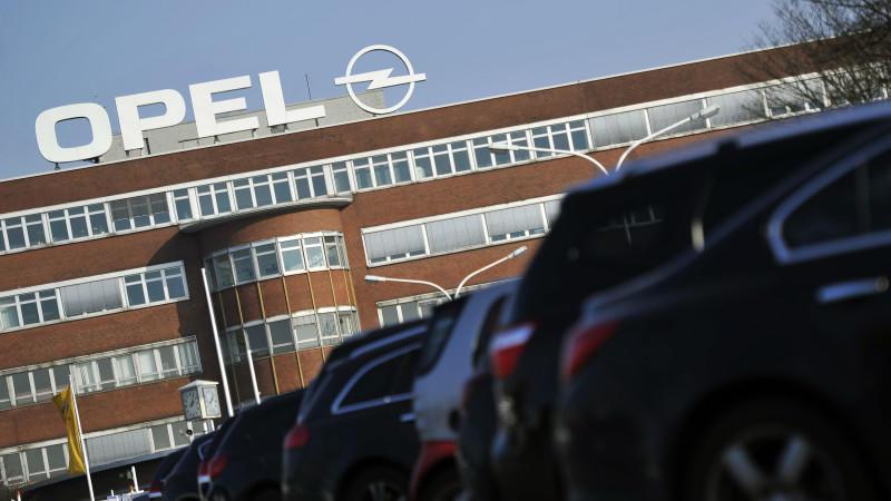 Opel, Bochum, Standort