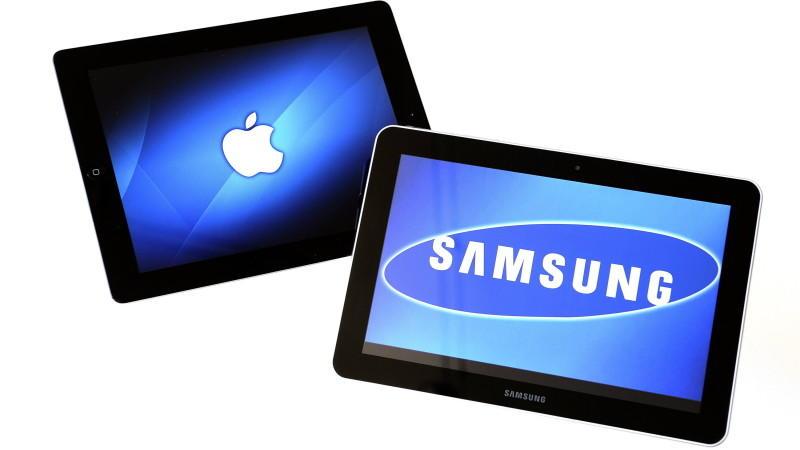 iPad und Galaxy Tab im Vergleich: Wie Äpfel und Birnen?