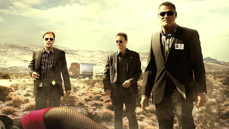 """Das """"CSI""""-Triple Crossover in Miami, New York und Las Vegas"""