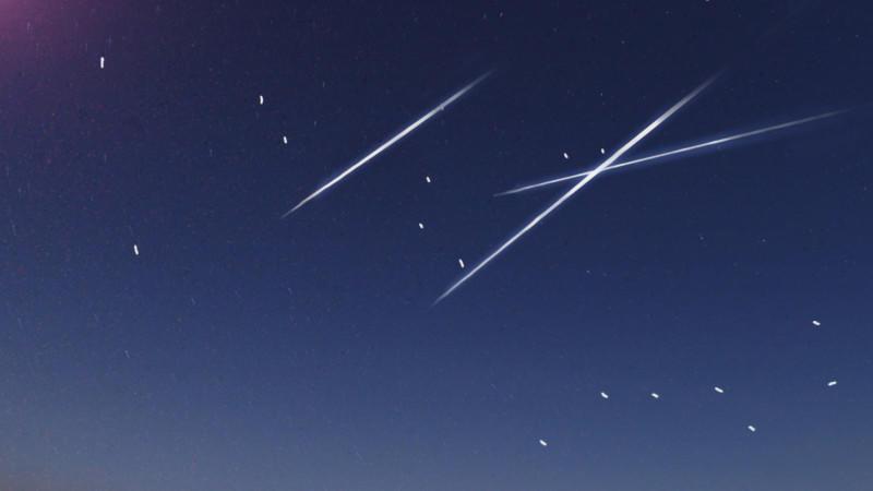 Der schönste und reichste Meteorstrom des Jahres beschert uns bis zu 100 Sternschnuppen pro Stunde.