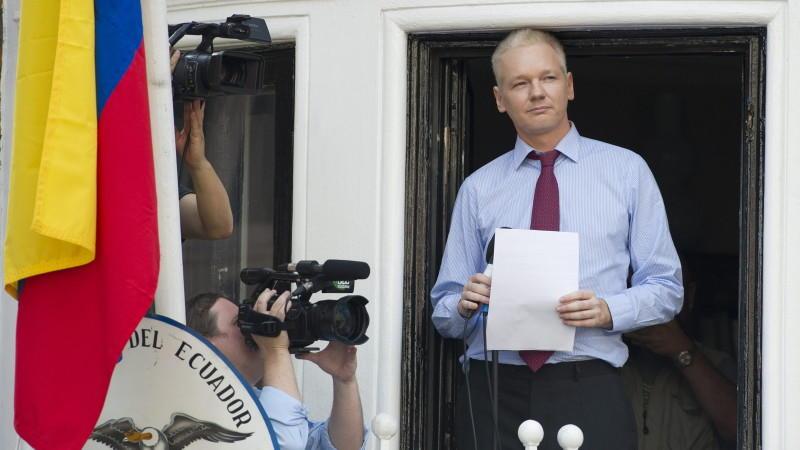 Assange, Asyl, Botschaft, Ecuador, Großbritannien