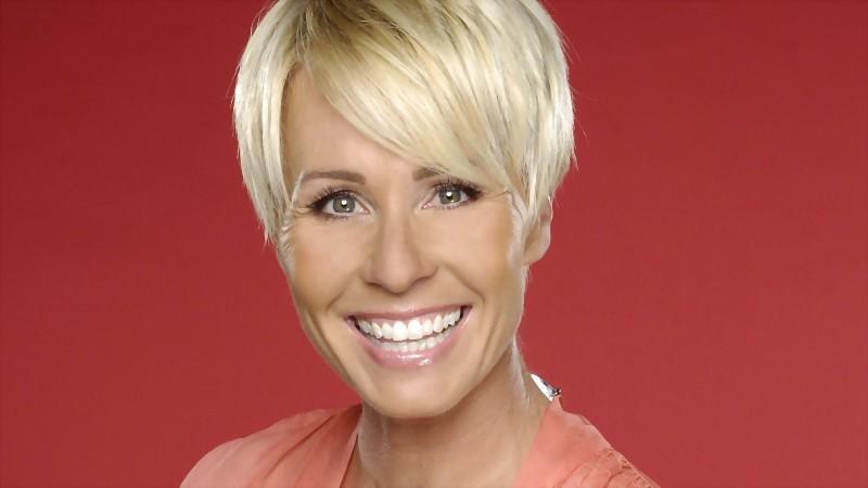 Die wortgewandte und witzige RTL- Moderatorin Sonja Zietlow.