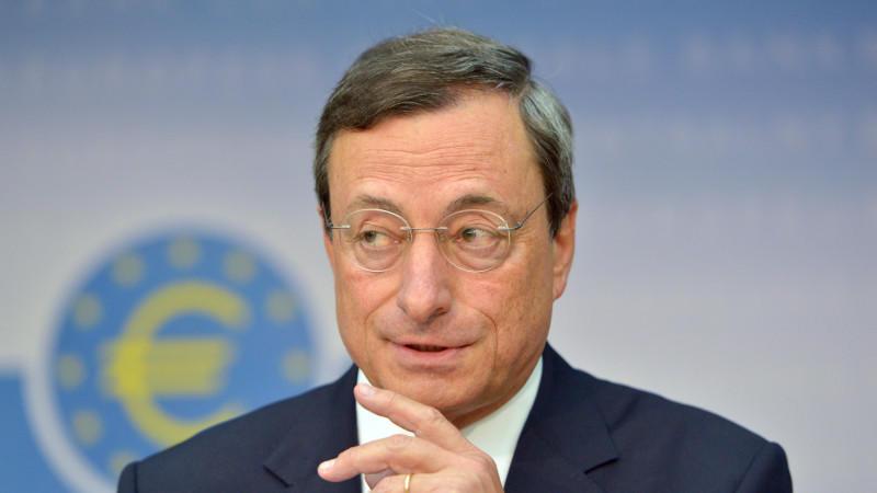 Mario Draghi, EZB, Zentralbank, Anleihenkauf