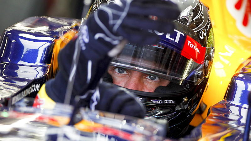 Sebastian Vettel, Red Bull, Singapur