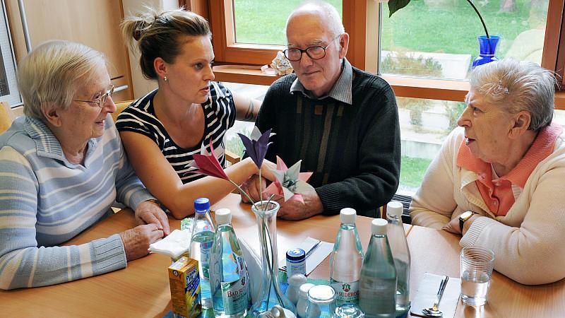 Altenpflege, Senioren, Pflegestufe