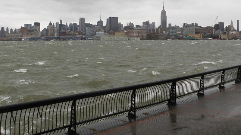 Hurrikan Sandy: Ausnahmezustand in Metropolen an der Ostküste