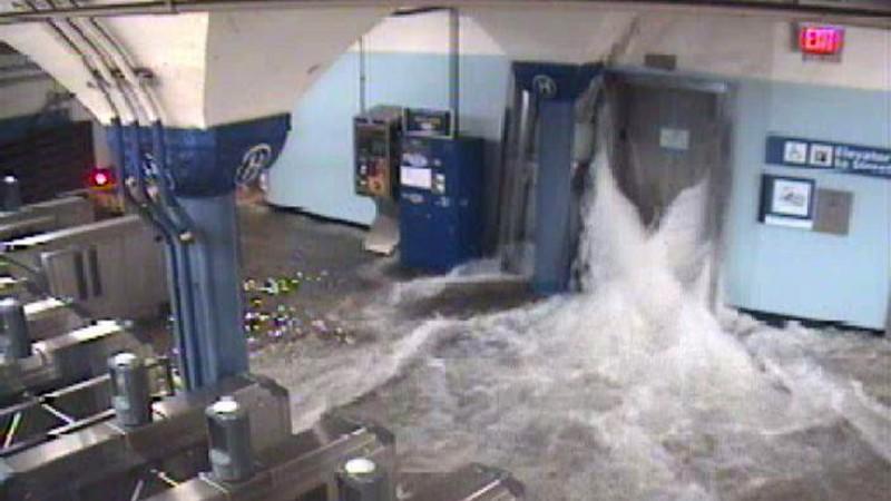 Sandy USA Sturm New York