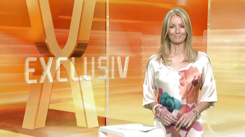 Täglich um 18.30 Uhr hat Frauke Ludowig die Promi-News in 'RTL Exclusiv'.