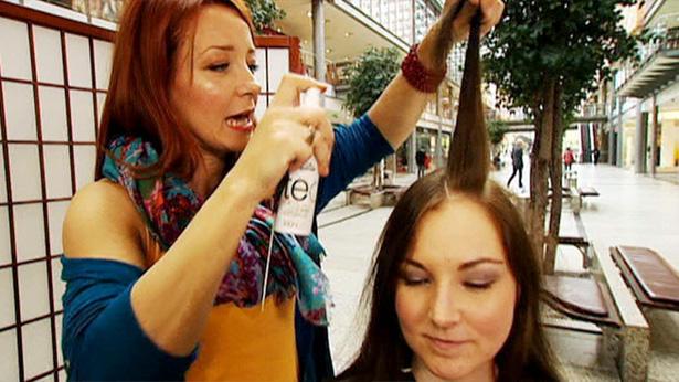 Frisuren Test Welcher Haarschnitt Macht Jünger Und Schlanker
