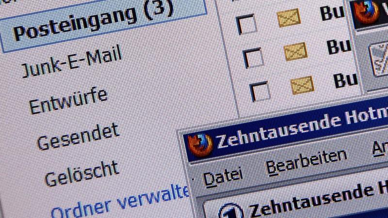Die Polizei warnt vor infizierten Email-Rechnungen.