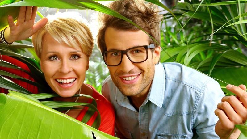 """Sonja Zietlow und Daniel Hartwich freuen sich schon auf """"Ich bin ein Star - Holt mich hier raus!""""."""