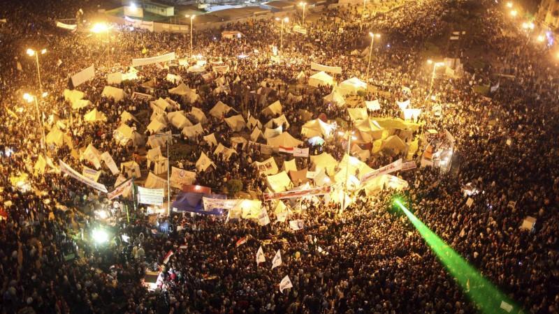Kairo Mursi Mubarak