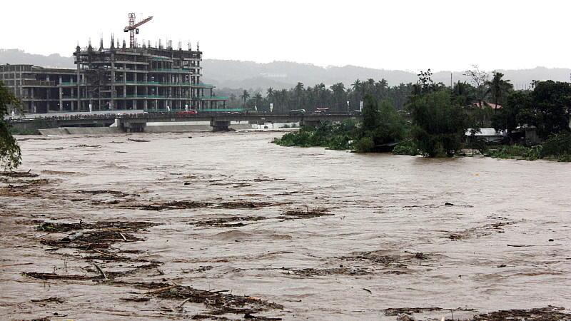 Taifun, Philippinen