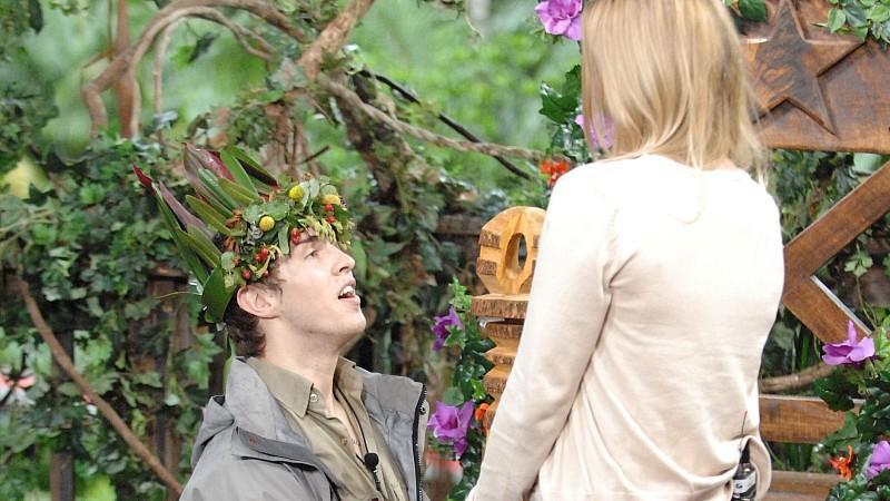 Dschungelcamp 2013 Joey Heindle Und Der Verpatzte Heiratsantrag