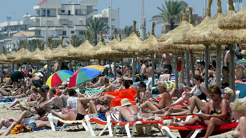 Mallorca voller Strand