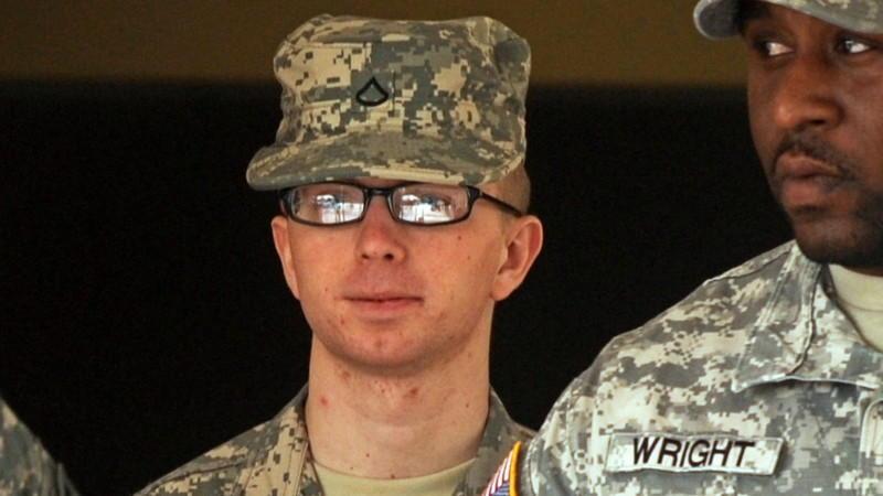 US-Soldat Bradley Manning hat zugegeben, hunderttausende Dokumente an die Enthüllungsplattform Wikileaks weitergegeben zu haben.