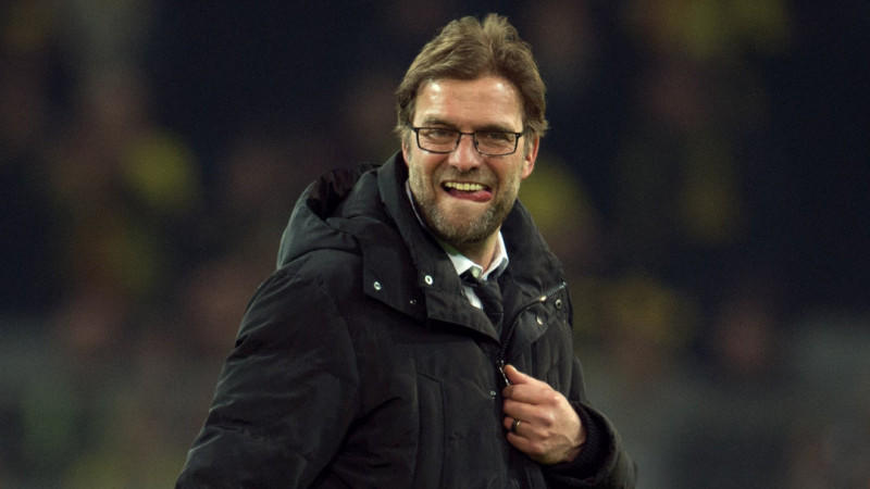 Jürgen Klopp, Borussia Dortmund, Champions League, Fußball