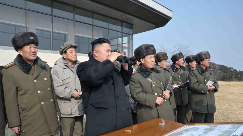 Nordkorea USA Drohung Atombombe