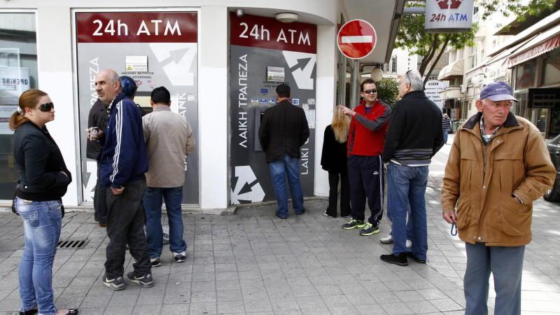 Zyperns Banken sind seit dem 16. März geschlossen.