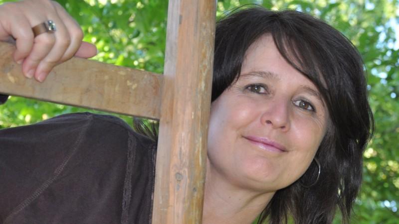 Autorin Angelika Schwarzhuber verrät ihr Rezept für Erdäpfelkäse