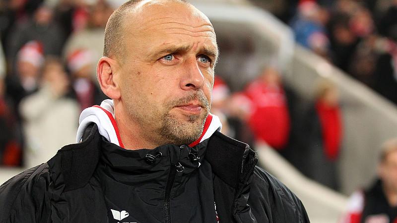 Hat den 1. FC Köln wieder in die Spur gebracht: Trainer Holger Stanislwaski.
