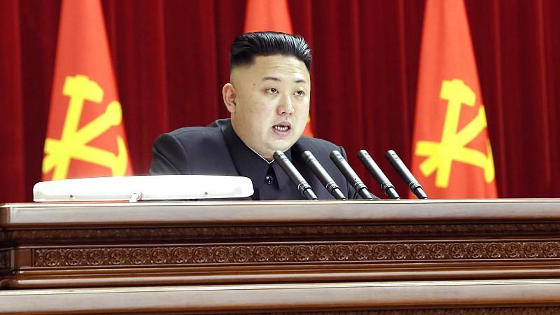 Nordkorea, Südkorea, USA, Korea-Konflikt, Kim Jong Un