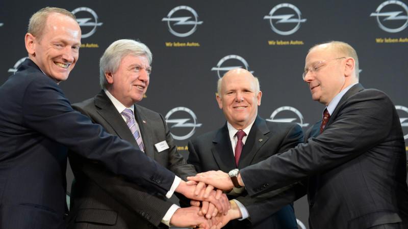 Opel, General Motors, Investition, Bochum