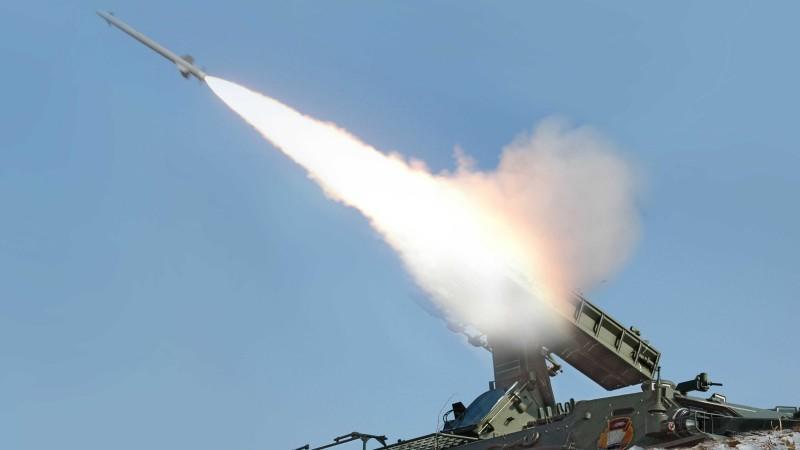 Rakete, Nordkorea