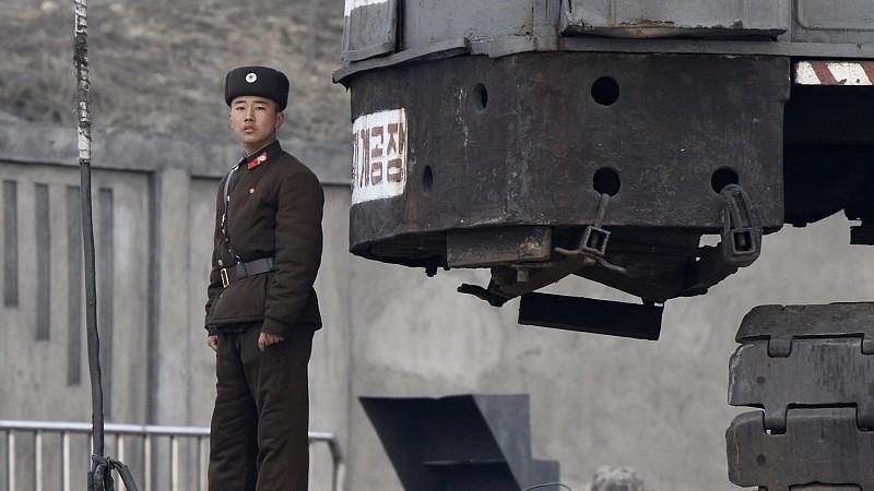nordkorea, konflikt