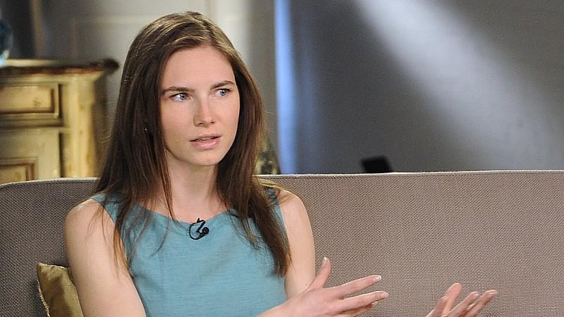 Amanda Knox, Mord, Prozess, Buch, Interview