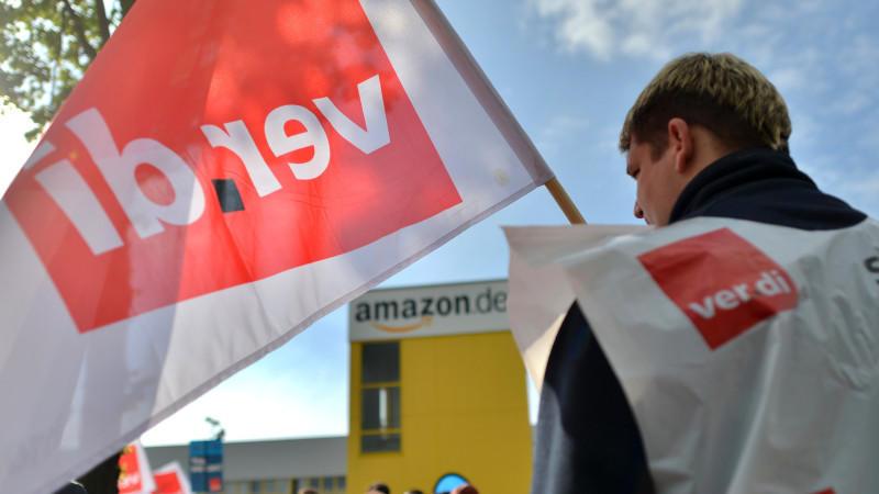 Amazon: Erster Streik in Deutschland