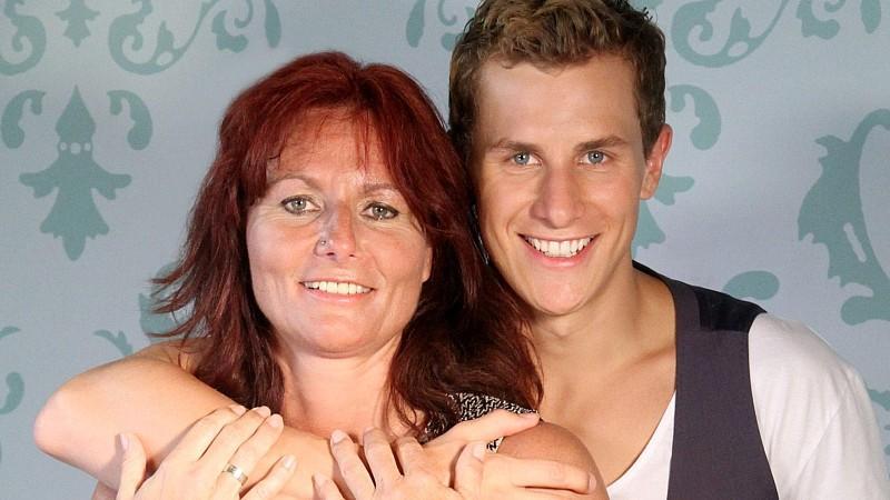 Mama Mia Lukas und Mutter Birgit