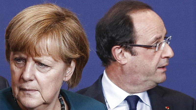 Holland geht auf Konfrontation mit der EU. Dafür erntet er harsche Kritik aus Merkels Partei.