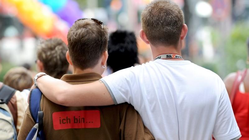 Gleichstellung Homo-Ehe