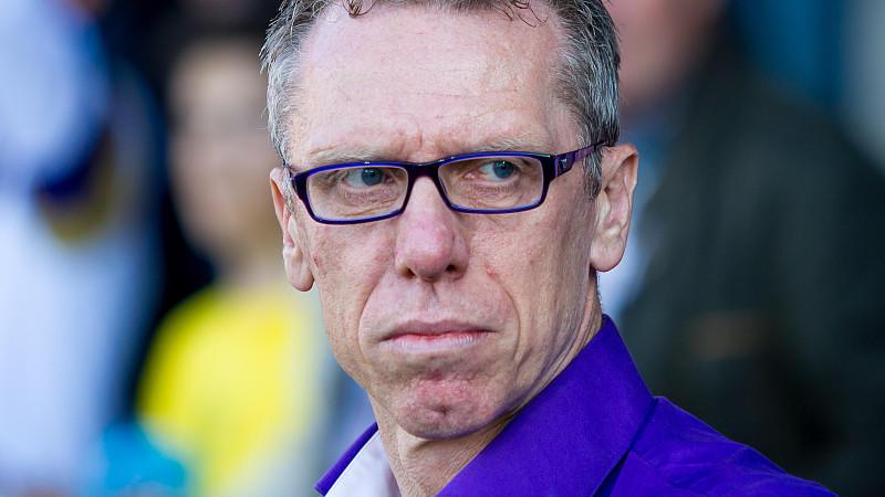 Peter Stöger ist offiziell zwar noch nicht Trainer, spricht aber schon vom Aufstieg mit dem FC.