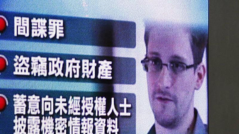 Snowden plante Enthüllung von Anfang an