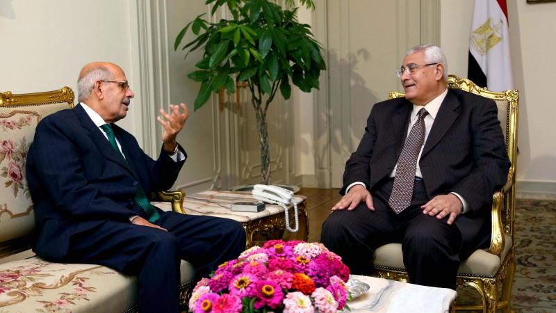 Ägypten bleibt unregierbar