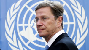 Westerwelle bei der UN-Vollversammlung
