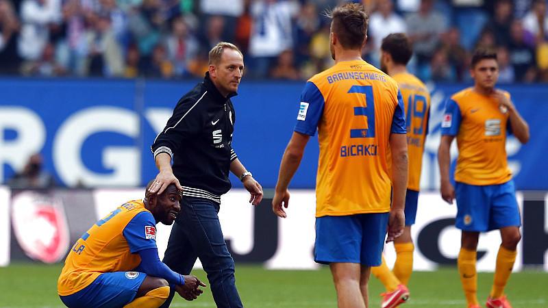 Ohne Hoffnung: Eintracht Braunschweig