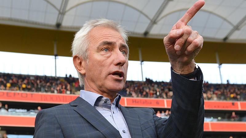 Bert van Marwijk; HSV