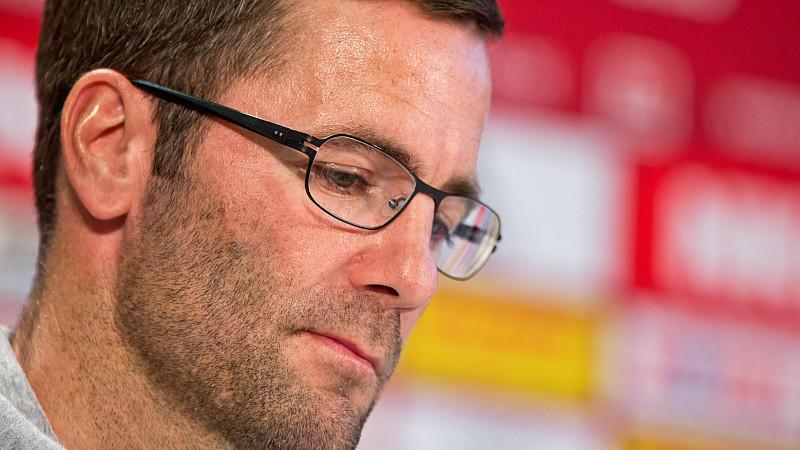 Michael Wiesinger ist mit dem 1. FC Nürnberg immer noch ohne Sieg.