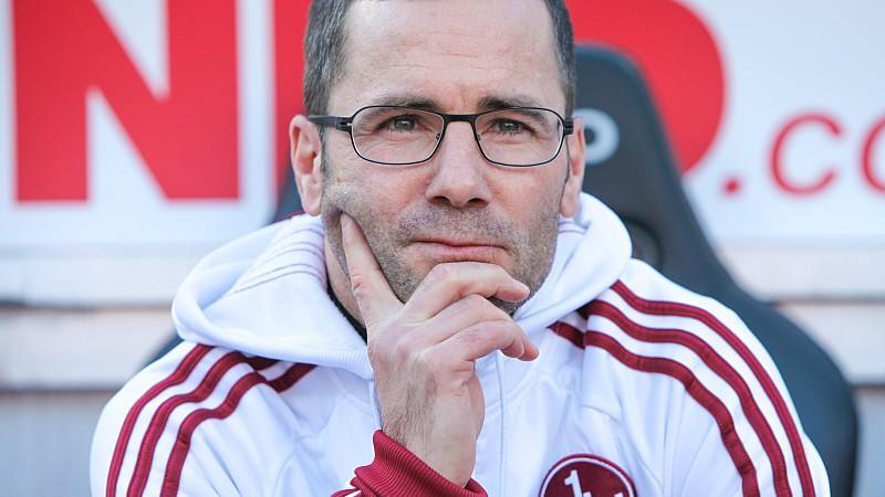 Leidtragender des schwachen Saisonstarts und mittlerweile gefeuert: Michael Wiesinger.