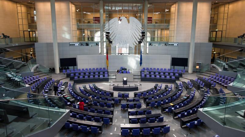 Neuer Bundestag kommt zur ersten Sitzung zusammen – so ...