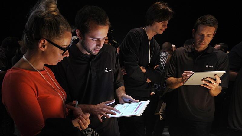Apple zeigt das neue iPad Air
