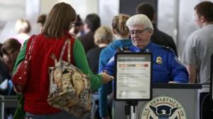 EU-Fluggastdatenspeicherung USA