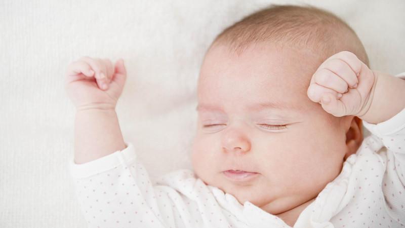 Plötzlicher Kindstod: US-Forscher haben entdeckt, dass das Risiko mancher Kinder höher ist als das anderer.