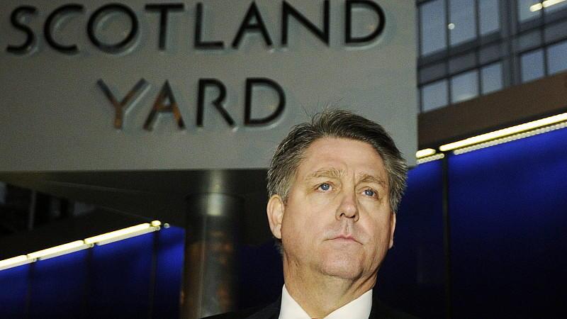 Der Sprecher von Scotland Yard, Kevin Hyland, geht mit seiner Behörde dem unfassbaren Verbrecher der modernen Sklaverei nach.