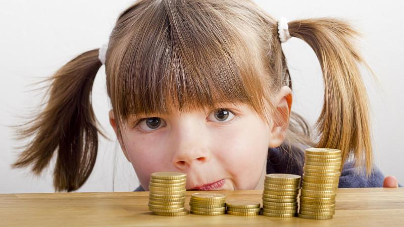 Bei den Ausgaben für Kinder gibt es große Unterschiede.