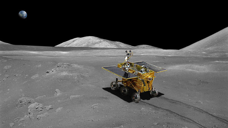 Chang'e 3 oder Jadehase - China vor Mondlandung
